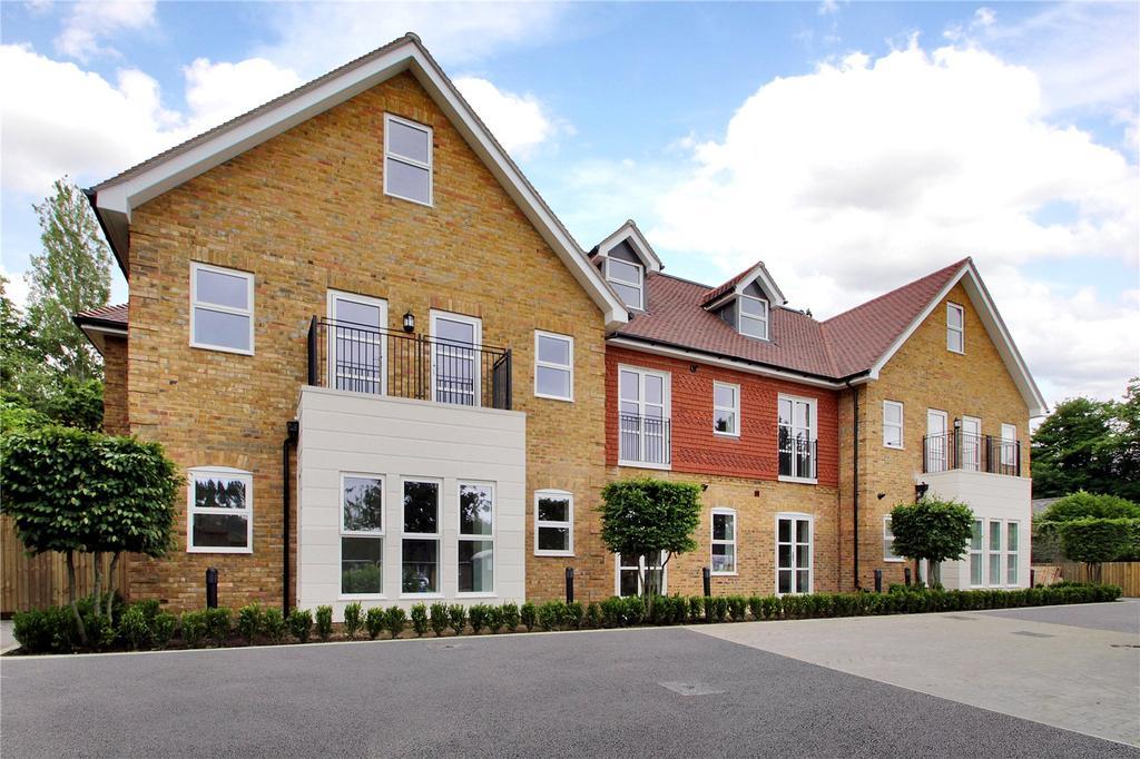 2 Bedrooms Flat for sale in 12 St Catherine's Court, Bradbourne Vale Road, Sevenoaks, Kent, TN13
