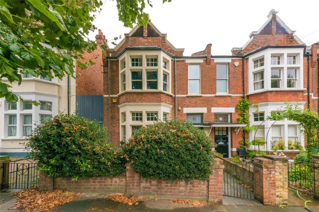 5 Bedrooms End Of Terrace House for sale in Dundonald Road, Queens Park, NW10