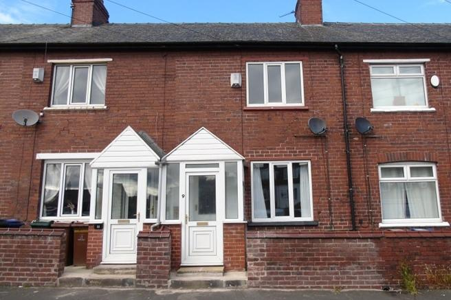 2 Bedrooms Terraced House for sale in 9 Bloemfontein Street, Cudworth, Barnsley, S72 8UN