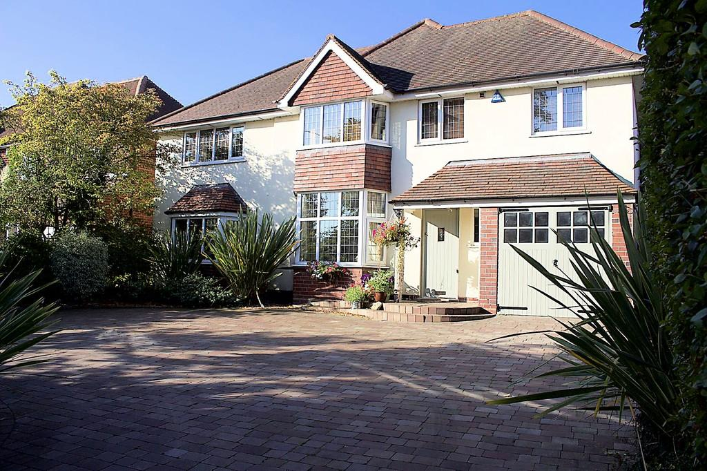5 Bedrooms Detached House for sale in The White House, Friary Road, Lichfield