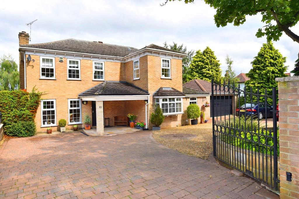 4 Bedrooms Detached House for sale in Green Lane, Harrogate