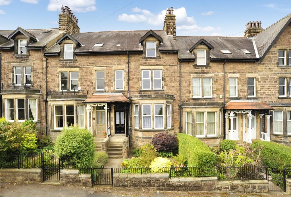 5 Bedrooms Terraced House for sale in Hollins Road, Harrogate