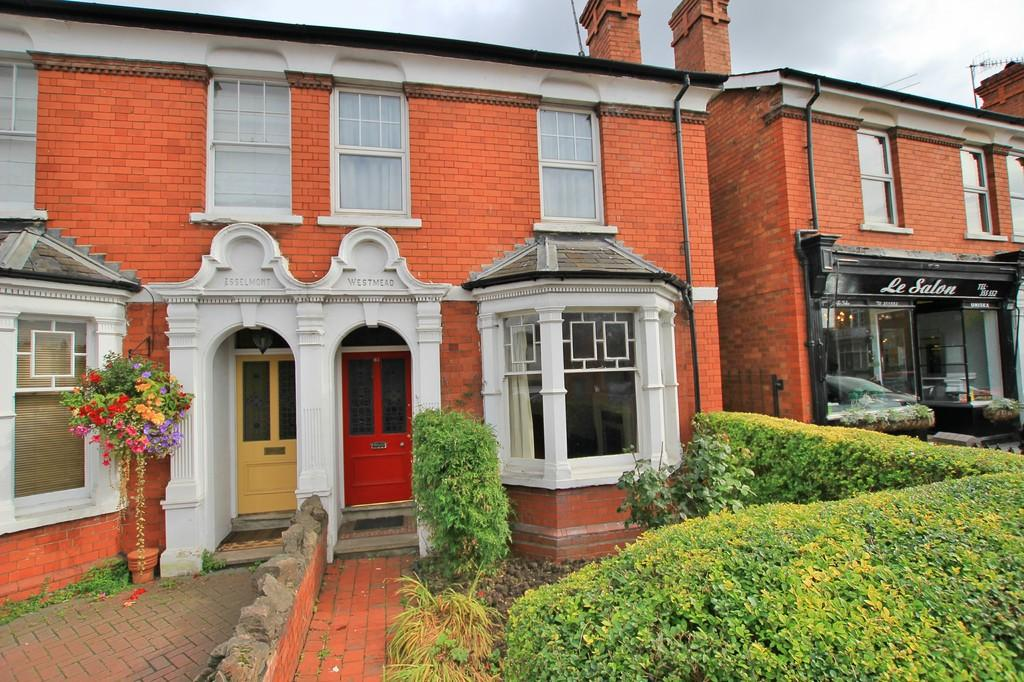3 Bedrooms Semi Detached House for sale in Bath Road, WORCESTER