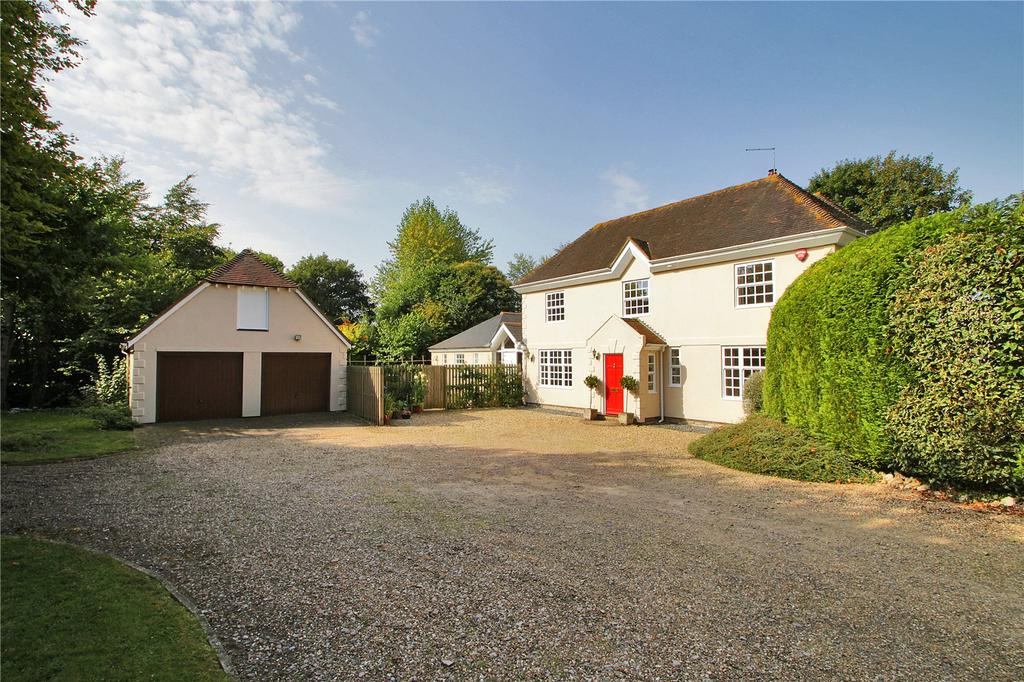 6 Bedrooms Detached House for sale in Stone Street, Petham, Canterbury, Kent, CT4