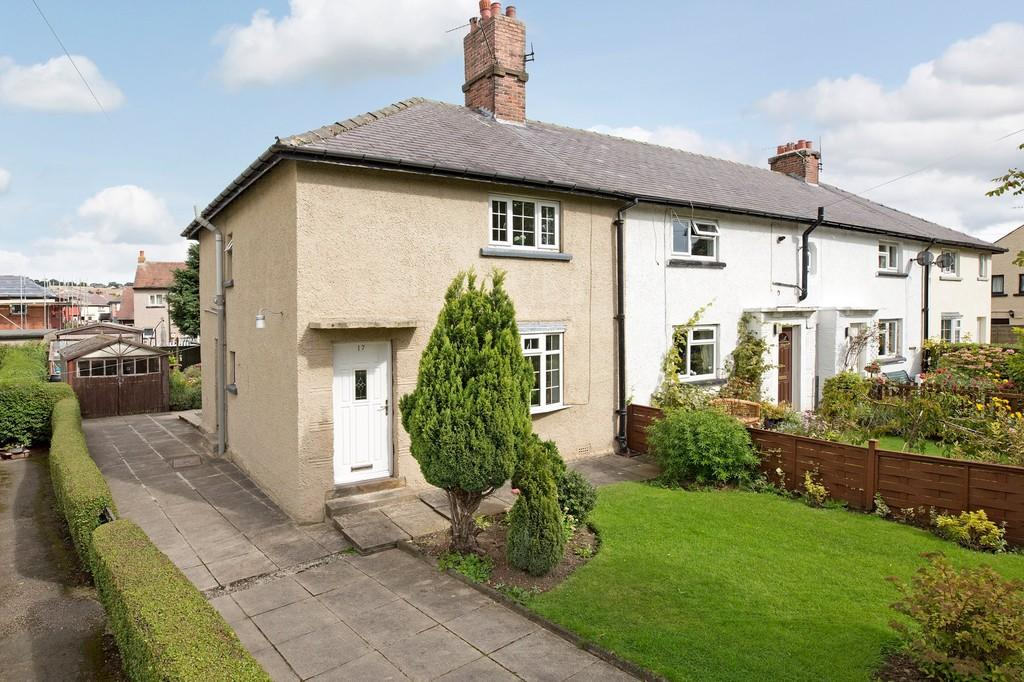 2 Bedrooms Semi Detached House for sale in Weston Lane, Otley