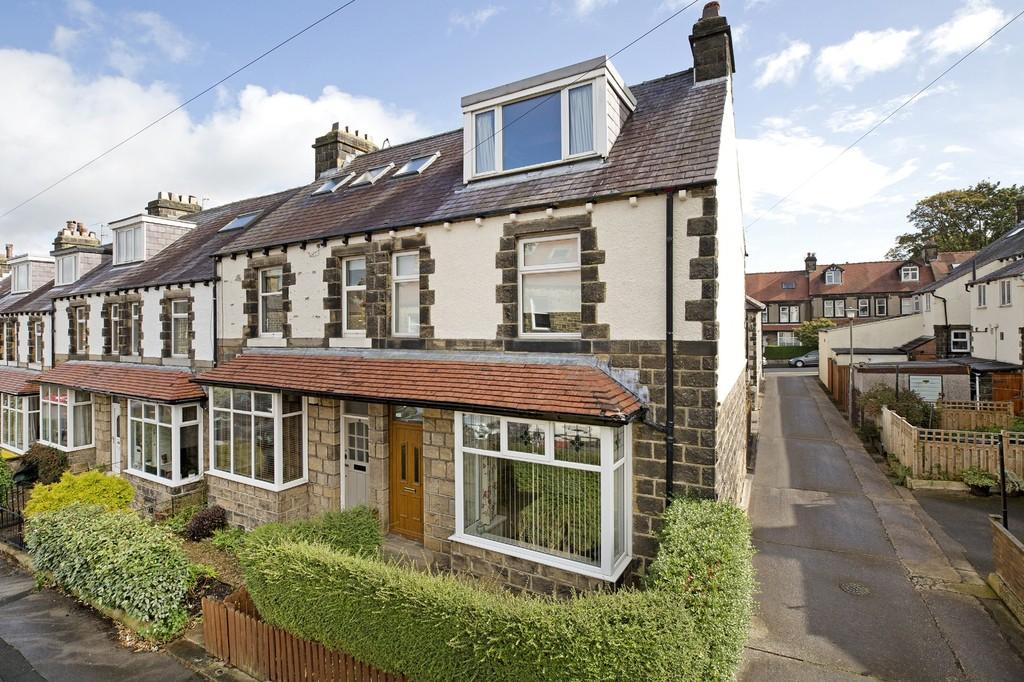 3 Bedrooms End Of Terrace House for sale in Nile Road, Ilkley