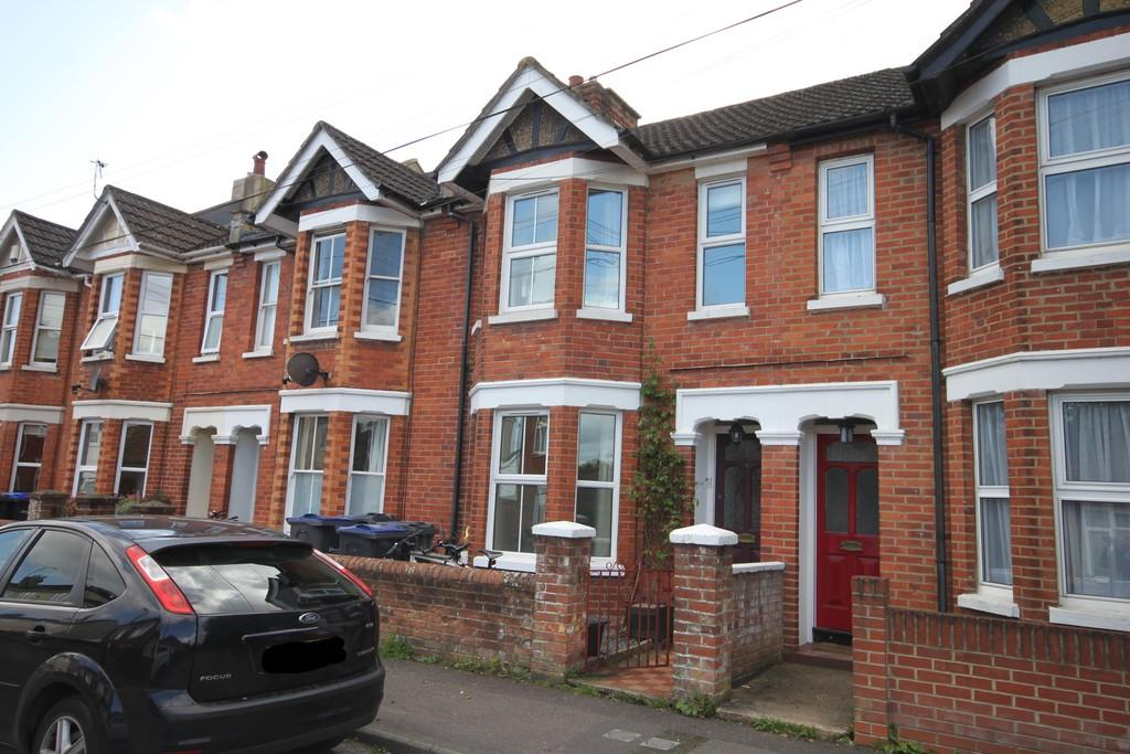 3 Bedrooms Terraced House for sale in RICHMOND ROAD, SALISBURY, WILTSHIRE, SP2 7DH