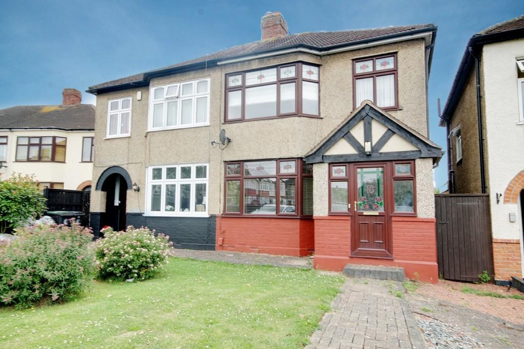 3 Bedrooms Semi Detached House for sale in Paternoster Close, Waltham Abbey