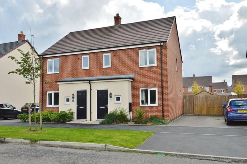 3 Bedrooms Semi Detached House for sale in Priory Avenue, Hawksyard