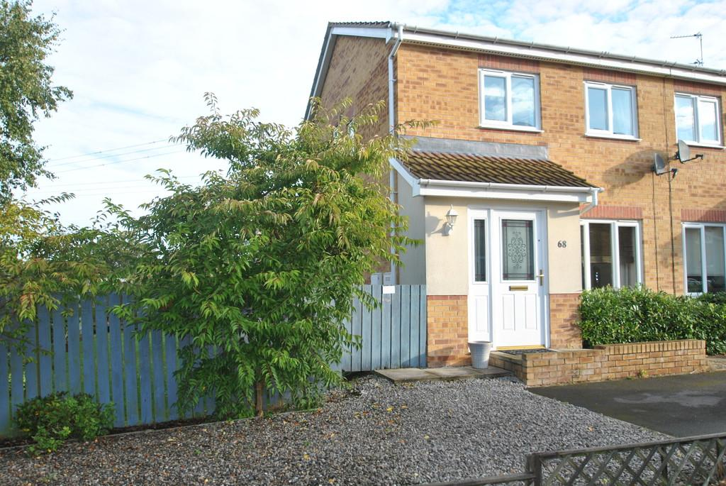 3 Bedrooms Semi Detached House for sale in Walstow Crescent , Armthorpe , Doncaster