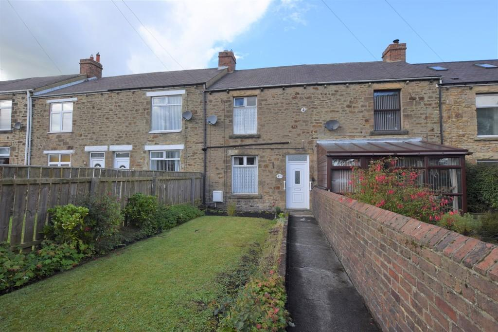 2 Bedrooms Terraced House for sale in Pavilion Terrace, Burnhope, Durham