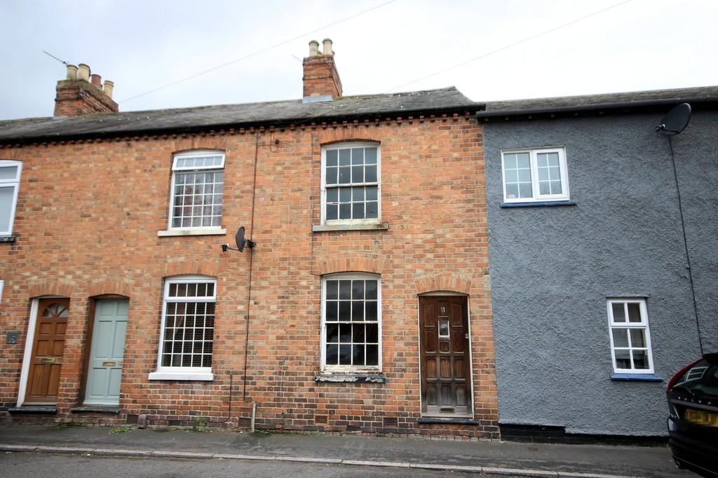 3 Bedrooms Terraced House for sale in Gladstone Street, Hathern