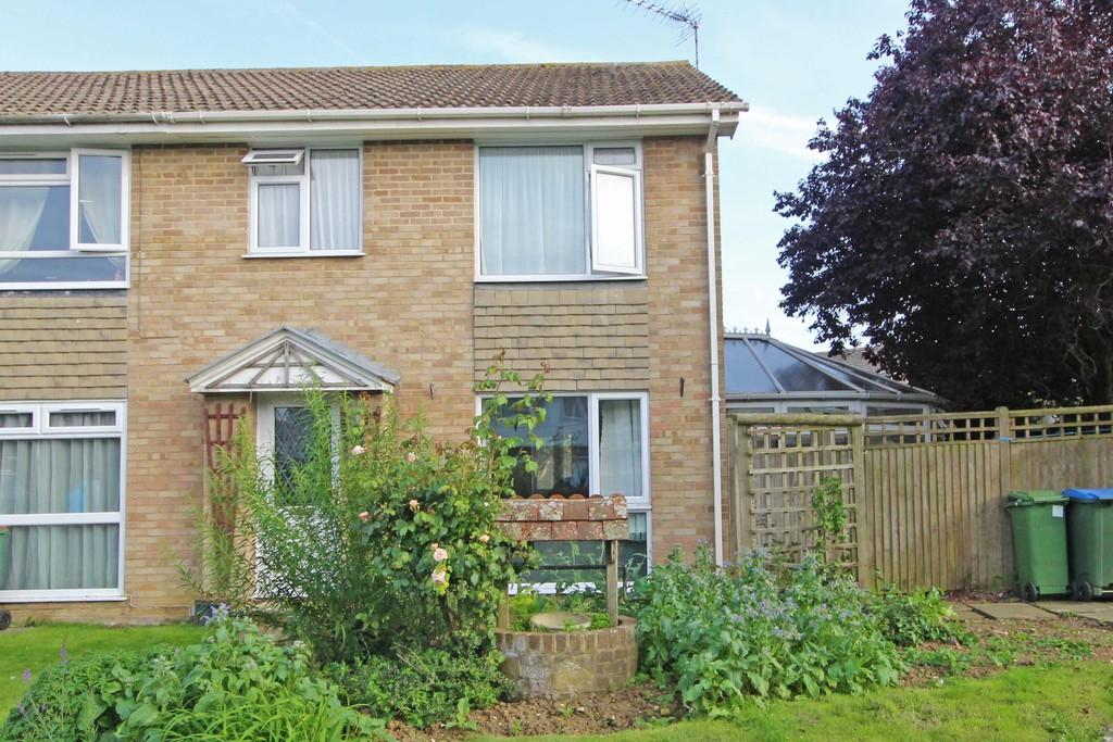 3 Bedrooms Semi Detached House for sale in Upper Beeding
