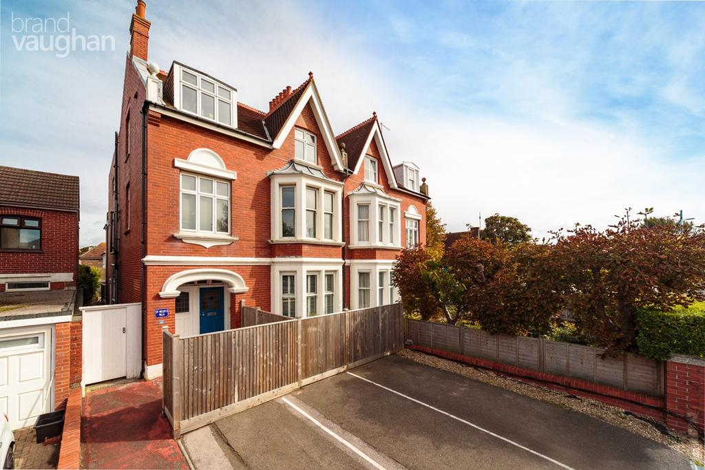 1 Bedroom Apartment Flat for sale in New Church Road, Hove, BN3