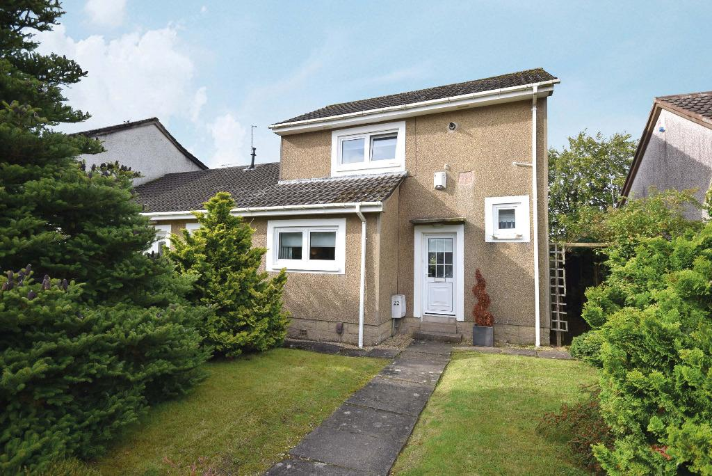 3 Bedrooms End Of Terrace House for sale in Beechwood Avenue, Clarkston, Glasgow, G76 7UY