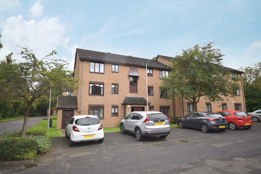 2 Bedrooms Flat for sale in Burnfield Gardens, Flat 2.2, Giffnock, Glasgow, G46 7EB