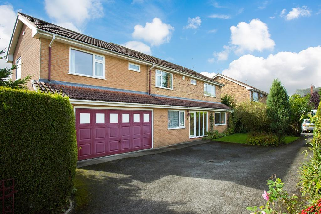 5 Bedrooms Detached House for sale in School Lane, Fulford, York, YO10