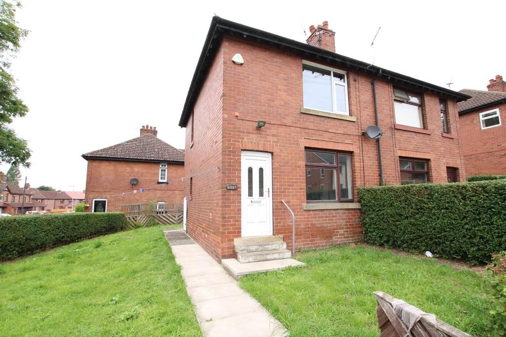 2 Bedrooms Semi Detached House for sale in Burgh Mill Lane, Dewsbury