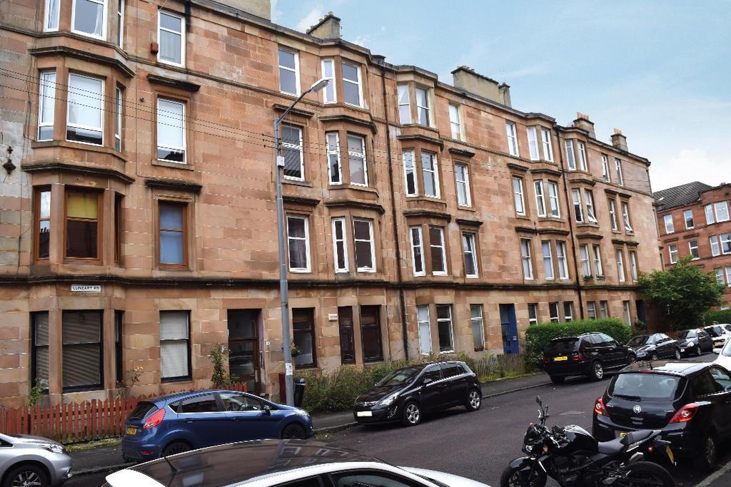 1 Bedroom Flat for sale in Clincart Road, Flat 0/2, Mount Florida, Glasgow, G42 9DZ