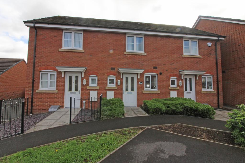 2 Bedrooms Terraced House for sale in Ffordd Nowell, Penylan, Cardiff