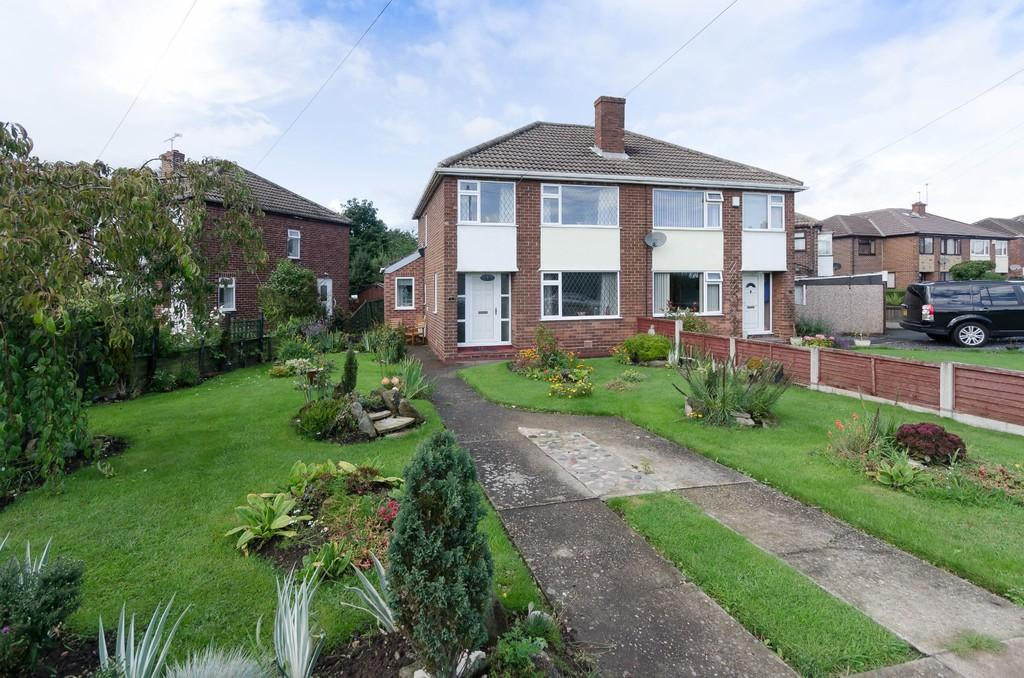 3 Bedrooms Semi Detached House for sale in Lynwood Close, Snydale Villas
