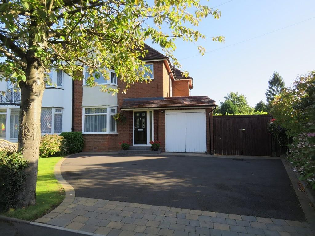 3 Bedrooms Semi Detached House for sale in Highwood Avenue, Solihull
