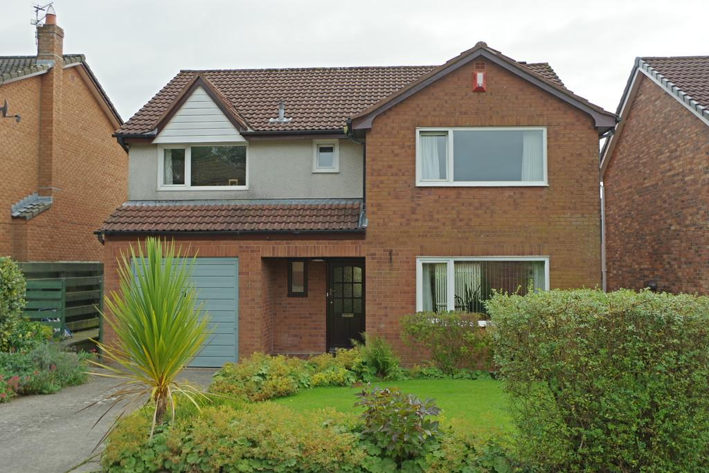 4 Bedrooms Detached House for sale in Turnberry Way, Carlisle