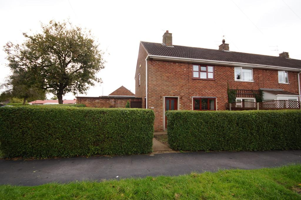 2 Bedrooms Semi Detached House for sale in Queen Elizabeth Road, Lincoln