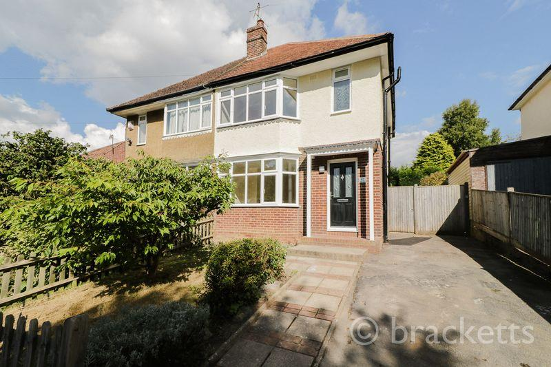3 Bedrooms Semi Detached House for sale in Hilbert Road, Tunbridge Wells