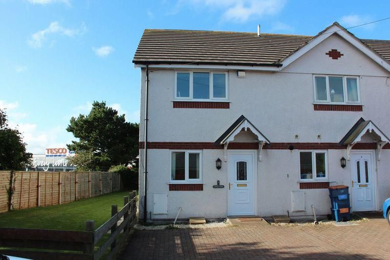 2 Bedrooms End Of Terrace House for sale in Stad Glasfryn, Holyhead