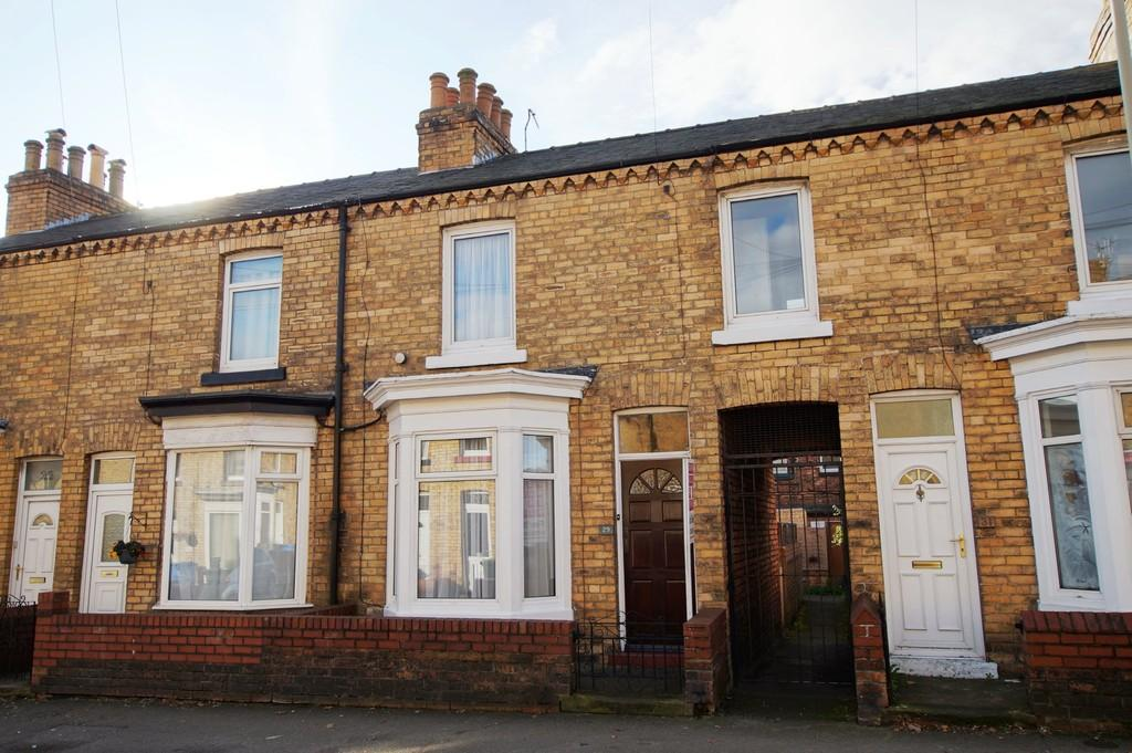2 Bedrooms Terraced House for sale in Wykeham Street, Scarborough