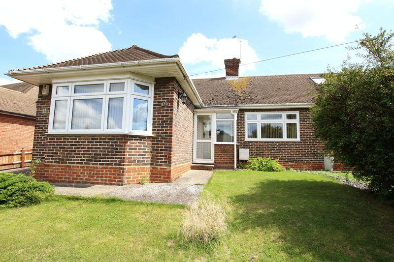 2 Bedrooms Semi Detached Bungalow for sale in Read Way, Gravesend