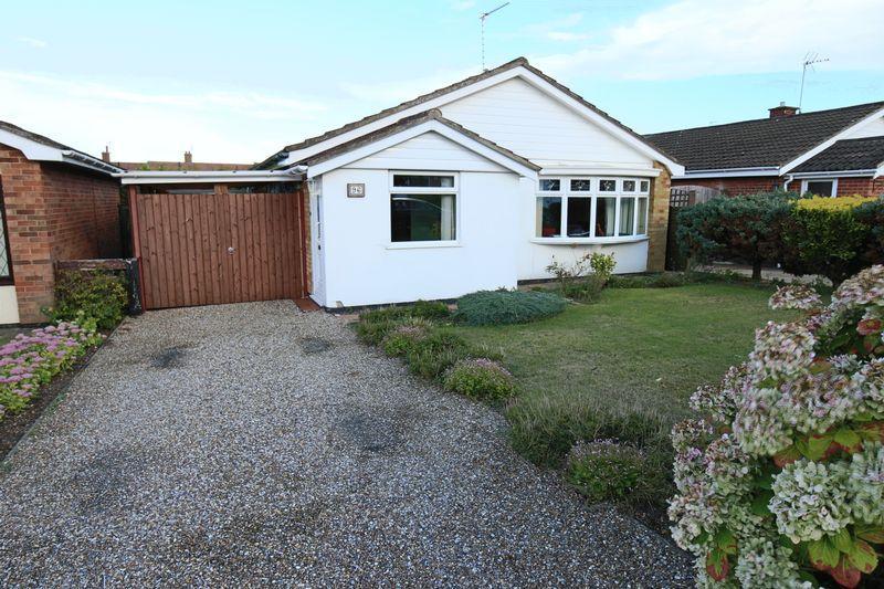 3 Bedrooms Detached Bungalow for sale in Breydon Way, Lowestoft