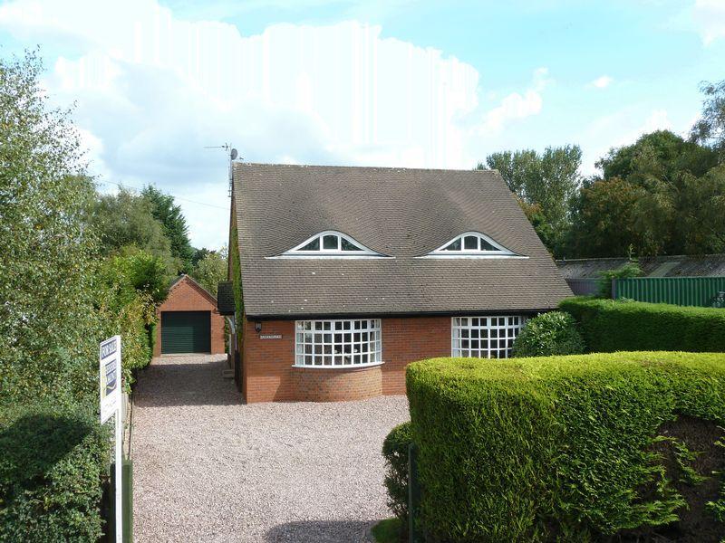 4 Bedrooms Detached House for sale in Swanley Lane, Swanley, Near Nantwich