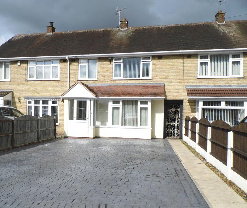 3 Bedrooms Terraced House for sale in Copse Crescent, Pelsall, Walsall