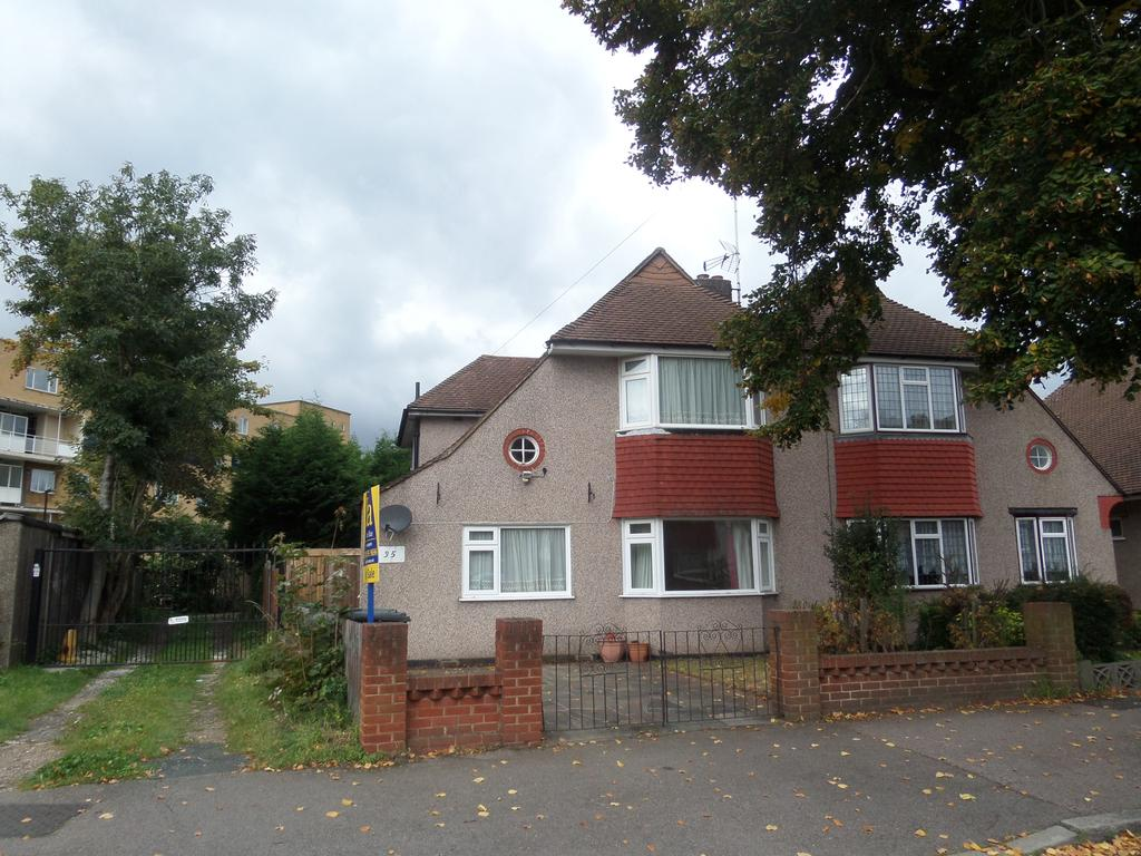 4 Bedrooms Semi Detached House for sale in Woodham Road, London