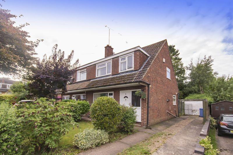 3 Bedrooms Semi Detached House for sale in NESS WALK, ALLESTREE