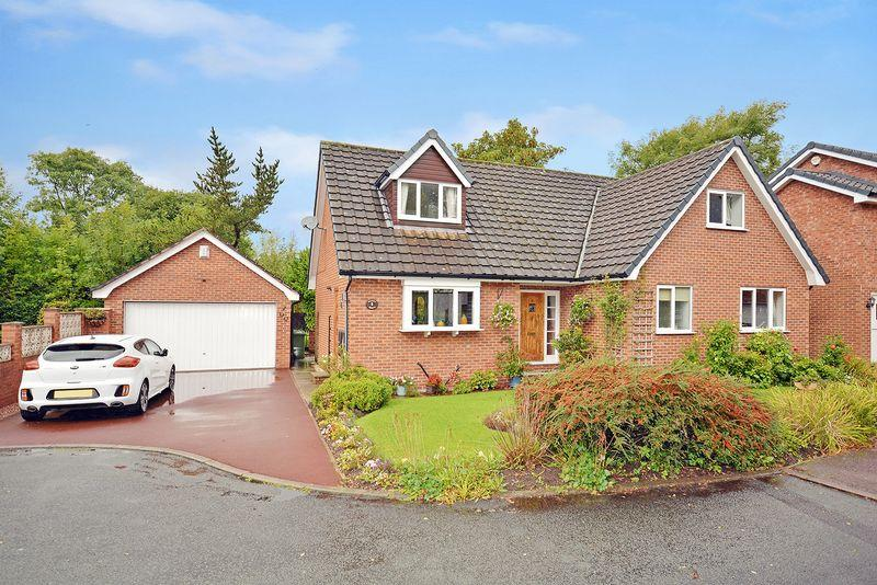 4 Bedrooms Detached House for sale in Barnswood Close, Grappenhall