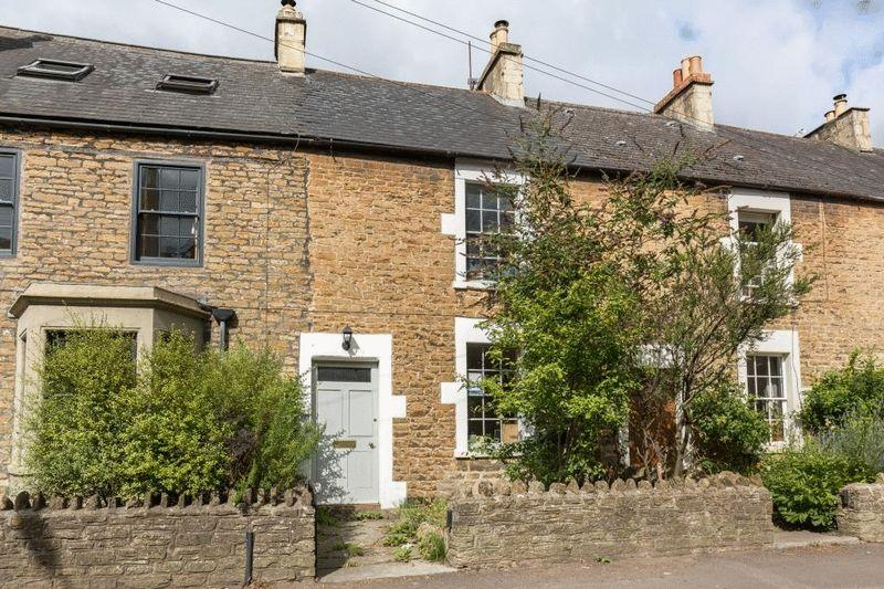 3 Bedrooms Terraced House for sale in Keyford, Frome