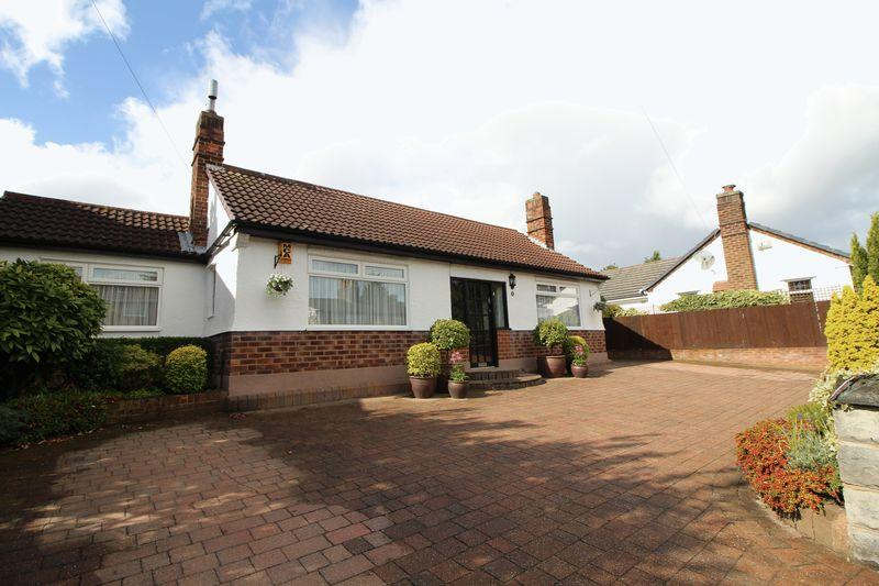 4 Bedrooms Detached Bungalow for sale in Mill Road, Bebington