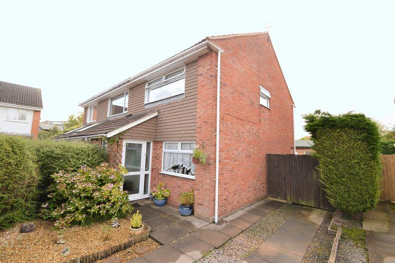 2 Bedrooms Semi Detached House for sale in Devizes Drive, Irby