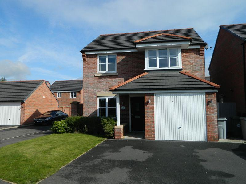 3 Bedrooms Detached House for sale in Mallard Place, Sandbach