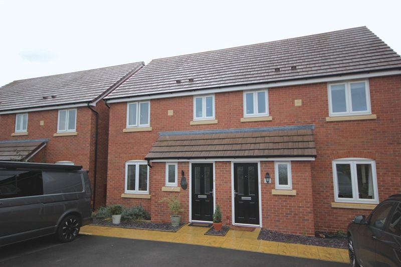 3 Bedrooms Semi Detached House for sale in Chase Wood View, Ross-on-Wye