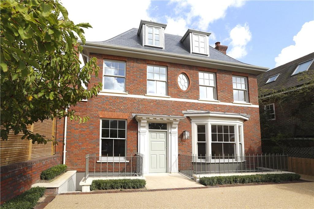 6 Bedrooms Detached House for sale in St. Mary's Road, Wimbledon Village, London, SW19