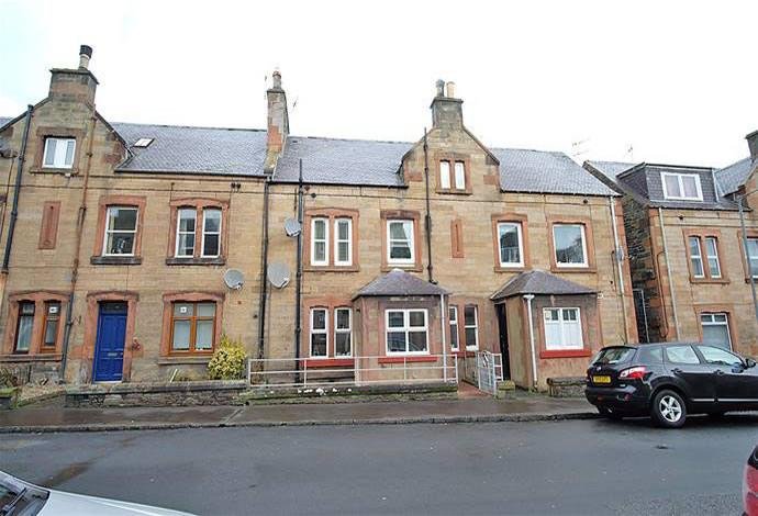 2 Bedrooms Flat for sale in 74 Meigle Street, Galashiels, TD1 1LL