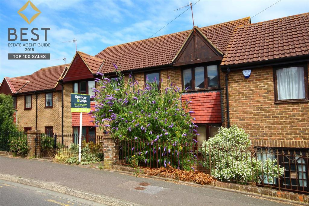 3 Bedrooms Terraced House for sale in Valley Road, Portslade Village, Brighton