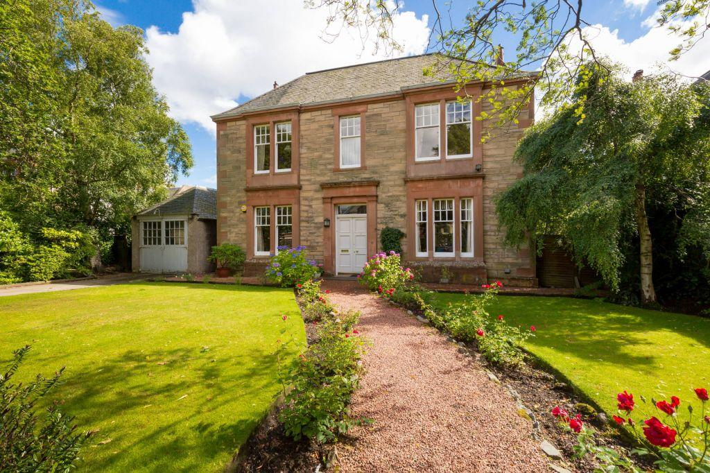 5 Bedrooms Detached House for sale in Blairmore, 2A Hermitage Drive, Morningside, Edinburgh, EH10 6DD