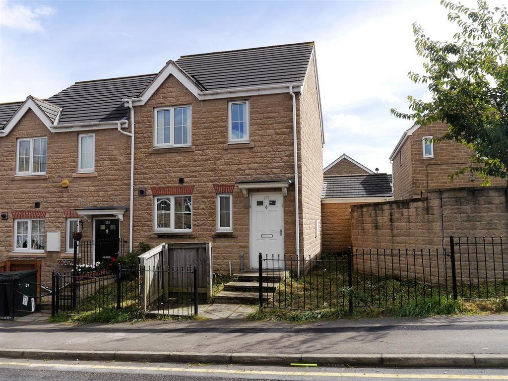 3 Bedrooms Town House for sale in Park Lane, Little Horton, Bradford, BD5 7LA