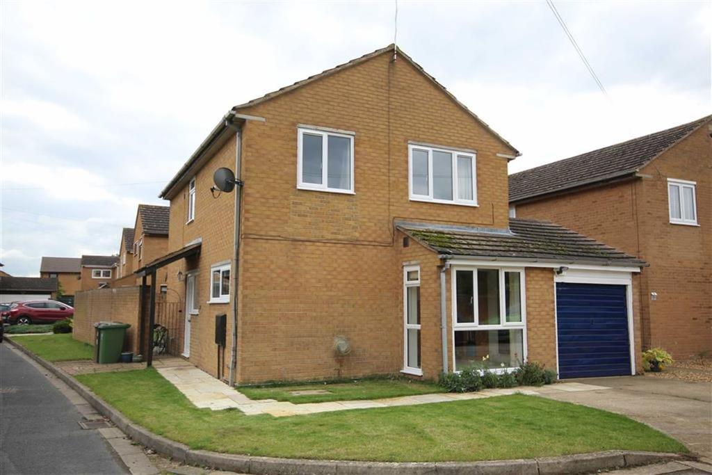 4 Bedrooms Detached House for sale in Gravel Pits Close, Bredon, Tewkesbury, Gloucestershire