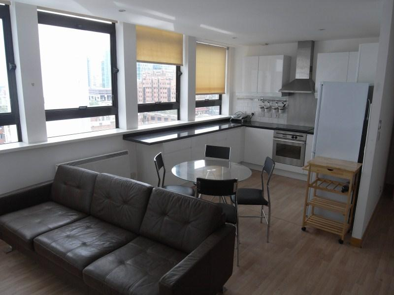 2 Bedrooms Apartment Flat for sale in MILLENNIUM APARTMENTS, 95 NEWHALL STREET, Birmingham B3